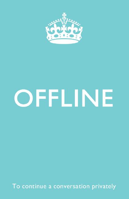 buzzword#3 - Offline